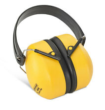 B Brand BBFED Premium Folding Adjustable Ear Muff Defenders SNR 30 db YELLOW