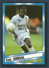 PANINI SUPERFOOT 2004-05- #116-LYON & FRANCE-ERIC ABIDAL