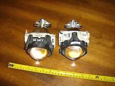 HIR2 Halogen Projector Set Lens Headlight Part OEM Retrofit DIY
