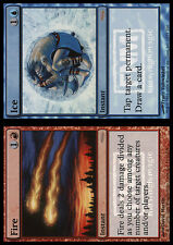 MTG FIRE/ICE FOIL - FUOCO/GHIACCIO - PROMO FNM - MAGIC