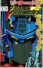 Transformers Generation 2 # 1 (collector's edition, 68 pages) (USA, 1993)