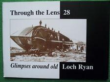Libro de Fotos Antiguas & Tarjetas postales El lago Ryan Stranraer Galloway