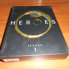 Heroes - Season 1 (DVD, 2007, 7-Disc Set) Used First 1st One