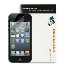 Apple iPhone 5/5c/5s High Defintion (HD) Clear Screen Protectors Japan Material