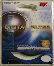 Kenko 77mm DMC Digital Lente Protección Filtro Skylight multicapa Oferta Especial
