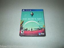 No Man's Sky Limited Edition PlayStation 4 PS4 Unopened Best Buy DLC