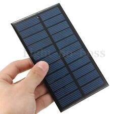 Pannello solare Solar Panel Fotovoltaico 1.6w 5.5v per Cellulari Pompa cella