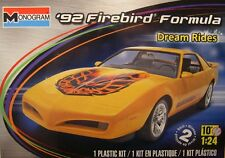 Revell Monogram 1992 Pontiac Firebird Formula Model Kit 1/24