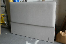 Hypnos FAYE Headboard shallow 150 CM king size 5ft *Herringbone Grey*