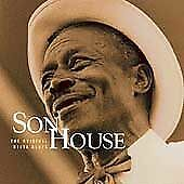 sealed CD Son House Original Delta Blues National steel slide guitar Death Lette