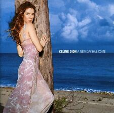 Céline DION - A new day has come - CD 17 titres de 2002