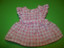 COROLLE..COROLLE MINI CALIN COROLLINE..ROBE ROSE