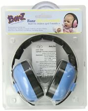 Baby Banz Earmuffs Baby Blue 0-2 years New