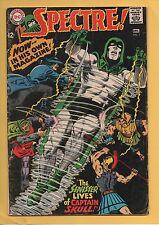 Spectre #1 DC Comics 1967 Fox/Anderson VG