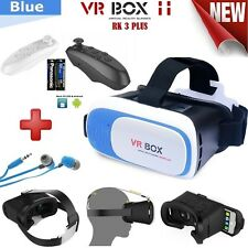 VR BOX 3D Sound Package Glasses+Controller+2AAA Batteries+Earbud Andriod iPhone