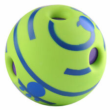 Wobble Wag Giggle Ball Dog Play Training With Funny Sound Make Dogs Happy