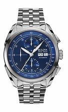 Bulova Accutron Men's 63C121 Accu Swiss Tellaro Automatic Chronograph Watch