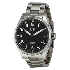 Oris Big Crown ProPilot Automatic Black Dial Stainless Steel Watch