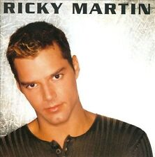 Ricky Martin new sealed CD Livin' La Vida Loca She's All I Ever Had Cup of Life