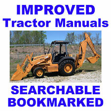 Case 580SL 580 Super L Series 2 Backhoe Loader Parts Manual Catalog CK King CD