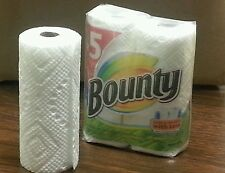 1/3 scale American Girl Bounty 2 pack paper towels & one loose roll accessories