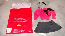 NIB AMERICAN GIRL 2014 Holiday Doll Sparkle Bow Outfit - Store Exclusive