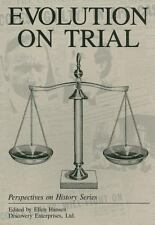 Perspectives on History: Evolution on Trial (1970, Paperback)