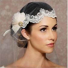 2016 Wedding Headdress Bridal Tulle Cap Veil Birdcage Face Veil Hair Accessory