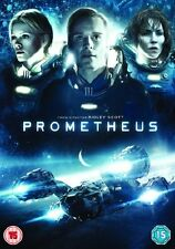 Prometheus [DVD] By Noomi Rapace,Michael Fassbender.