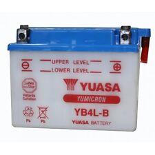 YUASA MOTORRAD-BATTERIE YB4L-B YB 4L-B NEU !!!