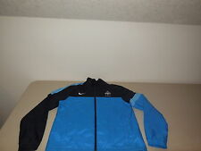 Nike France FFF Soccer Athletic Jacket Coat Track Blue Team World Cup Mens M