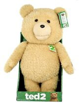 """TED 2 -  16"""" MOUTH MOVING ANIMATED PLUSH EXPLICIT VERSION BRAND NEW IN BOX"""