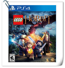 PS4 SONY PLAYSTATION LEGO The Hobbit Action Warner Home Video Games