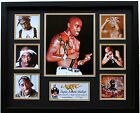 New Tupac 2 Pac Signed Limited Edition Memorabilia