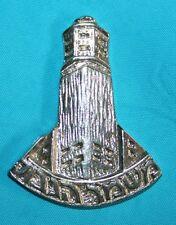 ISRAEL Boarder Guard Police Emblem Metal Badge #0012