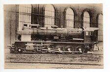 Chemin de fer LOCOMOTIVE Train réf.  36 ALGERIE chemin de fer Algérien 1