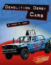 Demolition Derby Cars (Horsepower)-ExLibrary