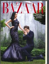 ROBERT PATTINSON KRISTEN STEWART Harpers Bazaar 12/09 TWILIGHT