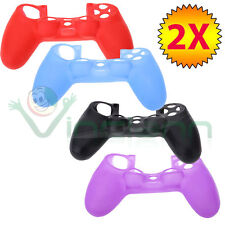 2X Custodia cover gamepad Controller Joypad Game Pad p Sony PlayStation 4 PS4