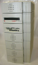 External SCSI Case enclosure set hard disk drive CD RAID lot