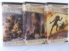 The Icewind Dale Trilogy/Legend of Drizzt Books 4-6 by R.A. Salvatore (MM PB)