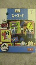 I Love Art do it your self, 2+3 = ?, Mickey Mouse, Puzzle, learning game, NEW
