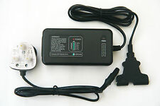 Battery Charger for Powerkaddy - Automatic Pulse Control - Full 2 Year Warranty