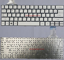 New for Acer Aspire P3-171 P3-131 series laptop Keyboard MP-12Q33U46200 Silver