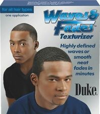 Duke Waves & Fades Texturizer for All Hair Types - One Application