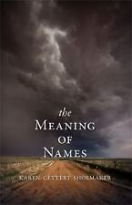 The Meaning of Names by Karen Gettert Shoemaker (2014, Paperback)