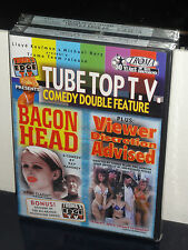 Tubetop T.V. - Comedy Double Feature DVD) Bacon Head / Viewer Discretion Advised