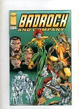 BADROCK AND COMPANY  - IMAGE COMIC USA - DEC 1994  #4 -VG