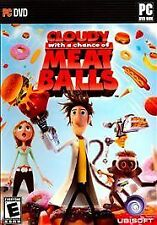 Cloudy with a Chance of Meatballs  (PC, 2009)