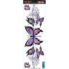 LETHAL THREAT Motorcycle Car Van Truck Decal Sticker BUTTERFLY - LARGE LT02069